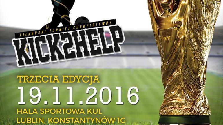 kick2help 3 plakat