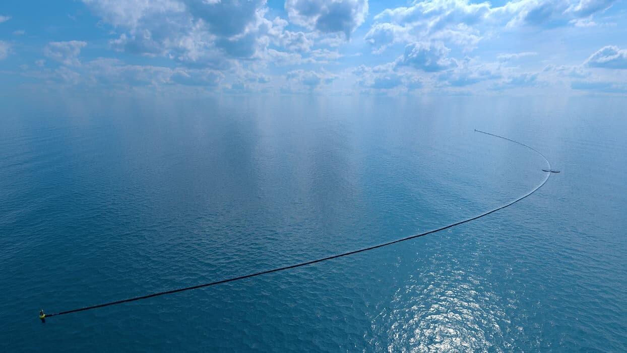 poczatek oczyszczania oceanu z plastikowych smieci 2