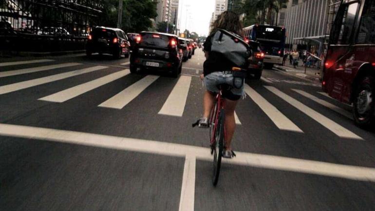 jak bardzo jestesmy sklonni zastapic samochod rowerem