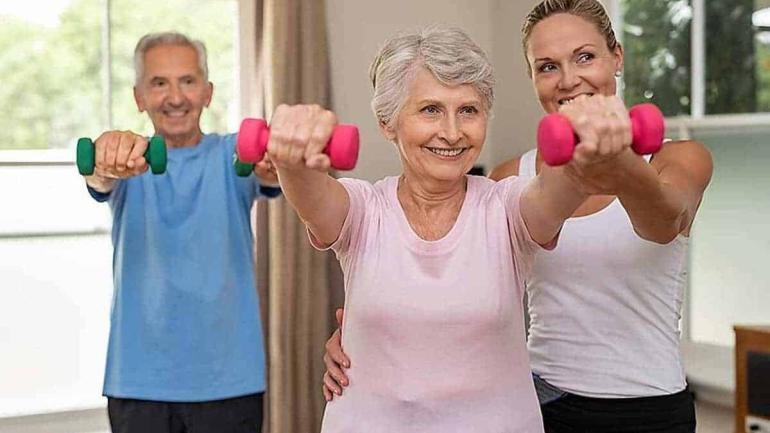 jak lubia cwiczyc seniorzy najnowsze wyniki badan