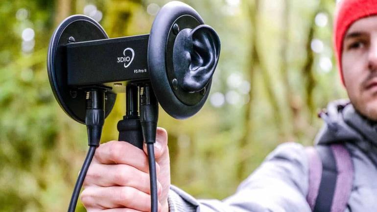 wyjatkowosc nagrywania binauralnego wywiad z producentem mikrofonow 3dio
