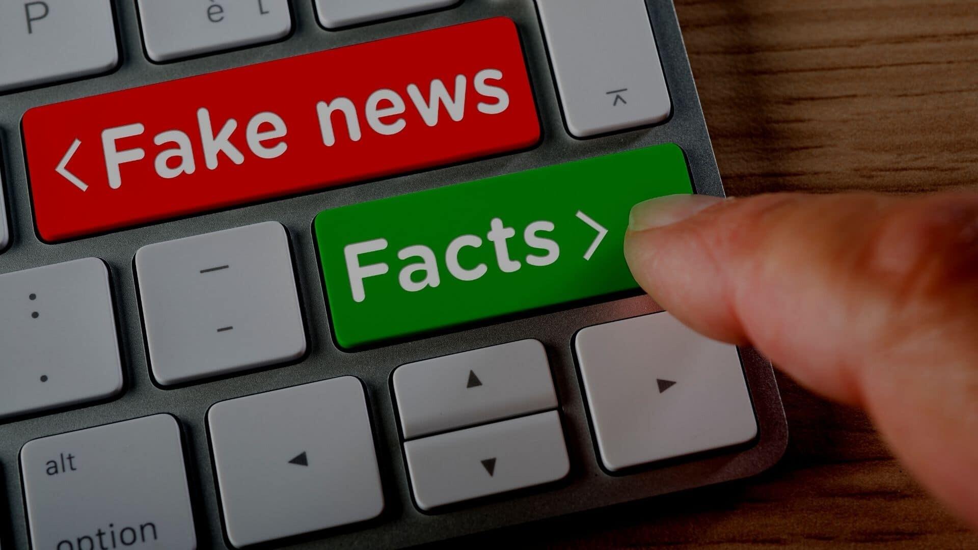 ludzie udostepniaja fake newsy nawet kiedy wiedza ze sa nieprawdziwe