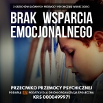 X Grzechow 06 BRAK WSPARCIA EMOCJONALNEGO