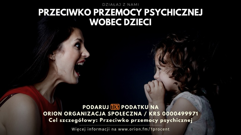 orion przeciwko przemocy psychicznej poziom 2